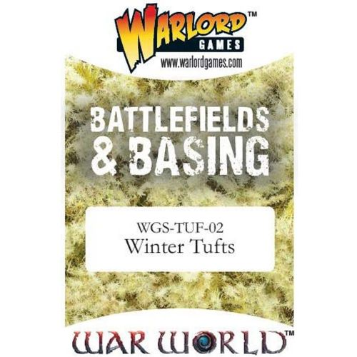 Warlord Games - Battlefields and Basing - Winter Tufts